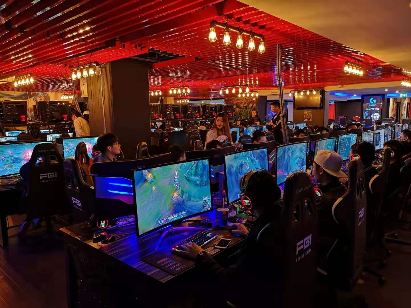 Internet Gaming Cafe Sydney
